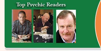 Some of our Top Psychic Readers